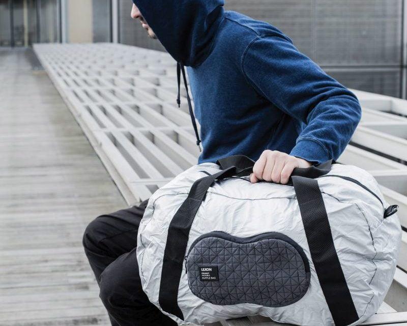 Peanut Duffle bag-LN1513A-Aluminium-01